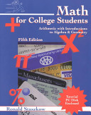 Math for College Students