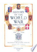 History of the World War  America and Russia