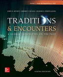 Traditions   Encounters Volume 1 From the Beginning to 1500