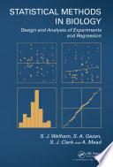 Statistical Methods in Biology