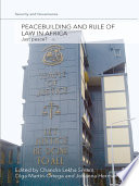 Peacebuilding and Rule of Law in Africa