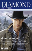 Joanna Wayne Diamond Collection 201302 Memories At Midnight The Outsider S Redemption book