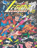 The Legion Companion Century S Greatest Super Hero Team Beginning With Their Early