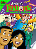 Archie's Funhouse Comics Double Digest #2 : something about archie we'll bet...
