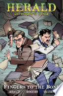 Herald: Lovecraft & Tesla--Fingers to the Bone #TPB