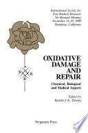 Oxidative Damage Repair