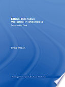 Ethno Religious Violence in Indonesia