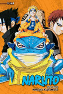 Naruto (3-in-1 Edition), Vol. 5 : face off during the final battle in...