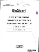 the owrldwide bitech industry reporting service Book PDF