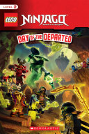 Day of the Departed (LEGO Ninjago: Reader) Book