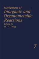 download ebook mechanisms of inorganic and organometallic reactions pdf epub