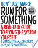 Run for Something Book PDF