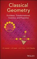 Classical Geometry