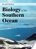 Biology of the Southern Ocean  Second Edition