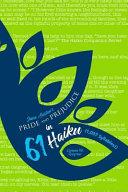 Jane Austen s Pride and Prejudice in 61 Haiku  1 037 Syllables