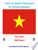 Learn to Speak Vietnamese for Sinhala Speakers