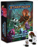 Starfinder Pawns Alien Archive Pawn Box