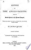 History of the Anglo Saxons