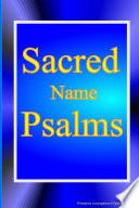 SACRED NAME PSALMS