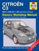 Citro N C3 Petrol And Diesel Service And Repair Manual