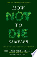 download ebook how not to die sampler pdf epub