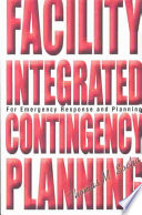 Facility Integrated Contingency Planning book
