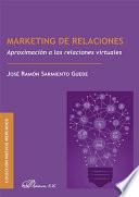 download ebook marketing de relaciones. aproximación a las relaciones virtuales pdf epub