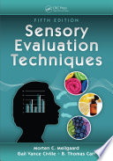 Sensory Evaluation Techniques  Fifth Edition