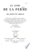 Le livre de la ferme et des maisons de campagne