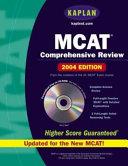 Kaplan MCAT comprehensive review