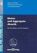 Motor- und Aggregate-Akustik