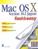 Mac® OS X Version 10.2 Jaguar