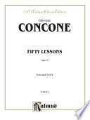 Fifty Lessons  Opus 9