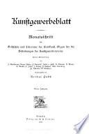 Kunstgewerbeblatt