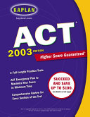 ACT 2003