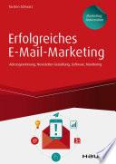 Erfolgreiches E Mail Marketing inkl  Arbeitshilfen online