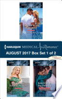 Harlequin Medical Romance August 2017 Box Set 1 Of 2