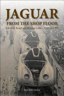 Jaguar From The Shop Floor