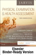 Physical Examination and Health Assessment - Canadian E-Book