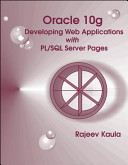 Oracle 10g Developing Web Applications   Pl sql Server Pages