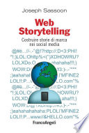 Web storytelling  Costruire storie di marca nei social media