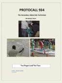 Protocall 934 Hazardous Materials Technician