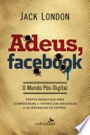 Adeus  Facebook