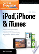 How to Do Everything iPod  iPhone   iTunes  Fifth Edition
