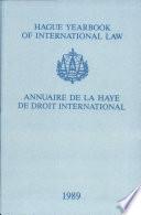 Entités Non-étatiques Et Droit International
