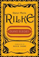 download ebook duino elegies (a bilingual edition) pdf epub