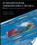 Fundamentos de termodin  mica t  cnica