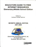 Educators Guide to Free Internet Resources  Elementary Middle Schools