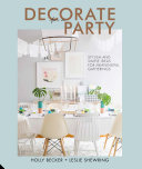 download ebook decorate for a party pdf epub