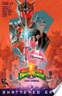 Mighty Morphin Power Rangers 2018 Annual  1
